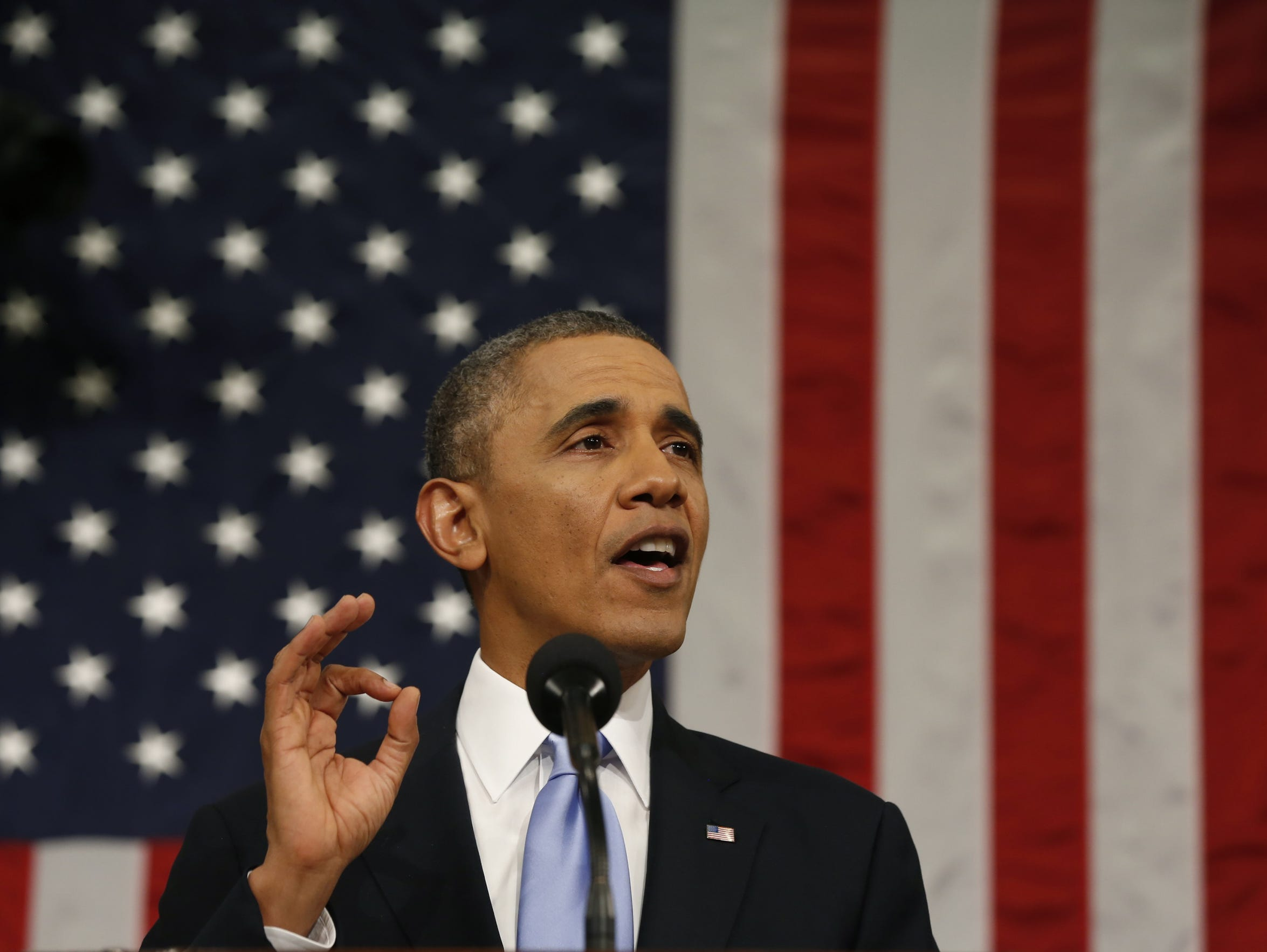 The Obama administration draws attention to another