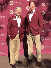 FSU Alumni Association President and CEO Scott Atwell,