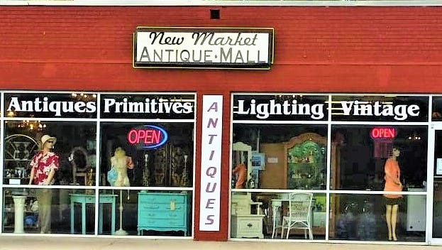 New Market Antique Mall and Lighting, located at 2725 W. Cervantes St., will host grand re-opening celebration on June 22, 2018.