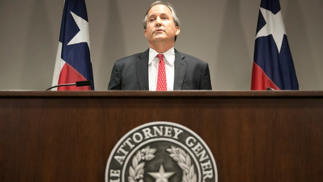 Ken Paxton is the attorney general of Texas.