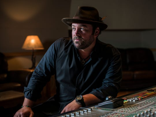 "Lee Brice's single ""Boy"" is climbing the radio charts,"