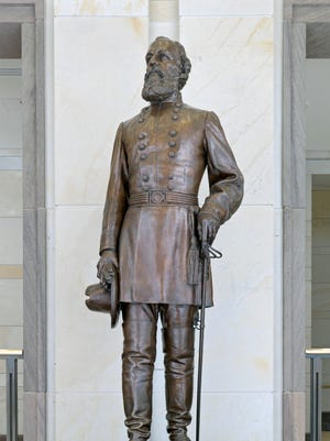 The last Confederate General has represented Florida in the National Statuary Hall for nearly 100 years. The legislature voted this year to remove this statue of Edmund Kirby-Smith