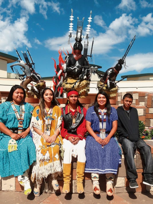 As a result of participating in the Gen-I Challenge, five Mescalero youth were selected to attend the first ever White House Tribal Youth Gathering. They also will be attending the UNITY Conference Midyear Conference July 9 to 14.