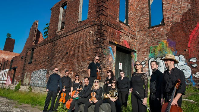 """Alias Chamber Ensemble will celebrate the release of its new album, """"Amorisms,"""" today at Martin Center for Nashville Ballet.."""