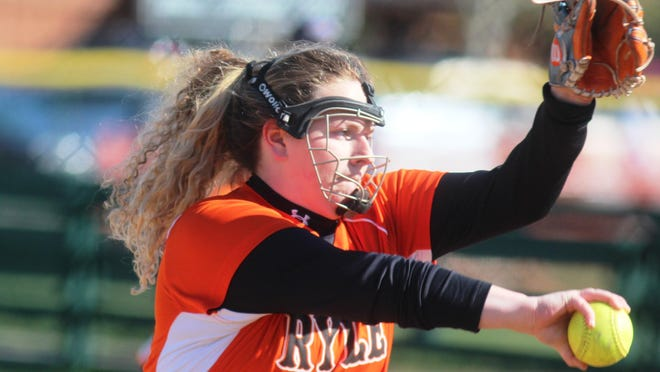 Mackenzie Mann starred at the plate Thursday for Ryle, collecting two hits and driving in two runs.
