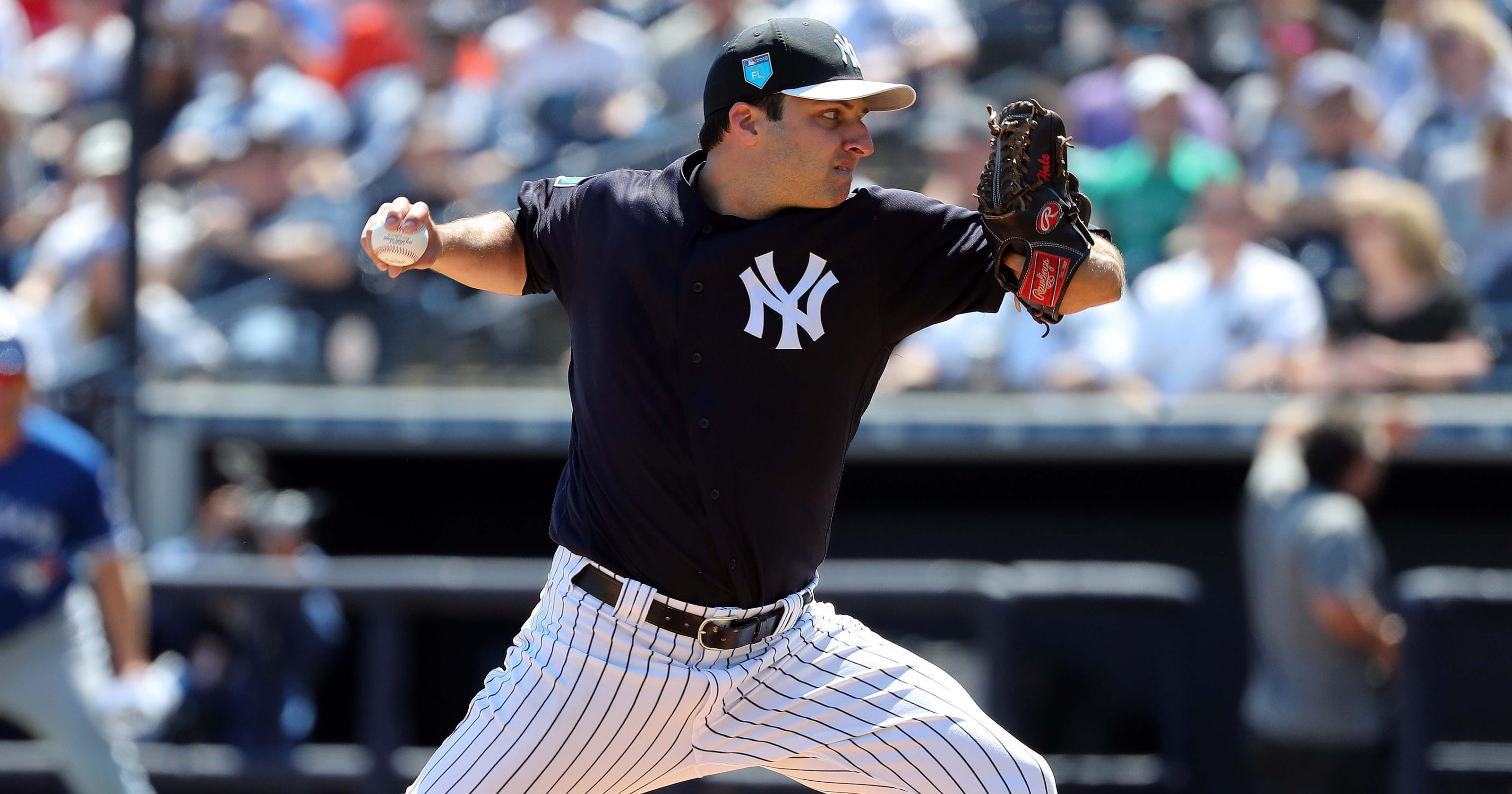 meet 9b2b6 a1f17 David Hale, Yankees agree to MLB deal, called up to 25-man ...