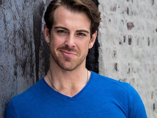 Joe Hagar will play the Beast in Shreveport Opera's