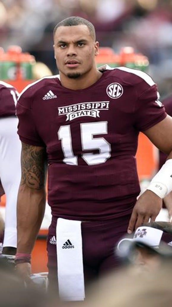 Mississippi State quarterback
