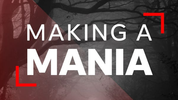 """Making a Mania: The Steven Avery Saga and Why We're Obsessed"" is a podcast exploring the craze behind ""Making a Murderer"" and the stories of Steven Avery and Brendan Dassey."