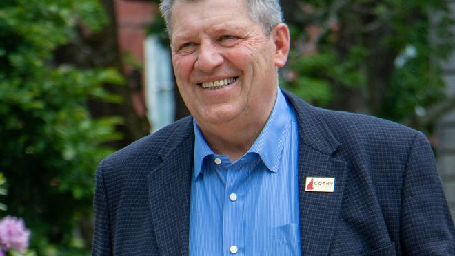 """Republican Bryant """"Corky"""" Messner, a U.S. Senate candidate in New Hampshire, spotlights individual liberties and economic freedoms as top reasons for why he's running."""