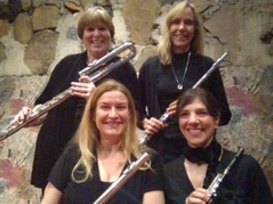Amici Quartet.