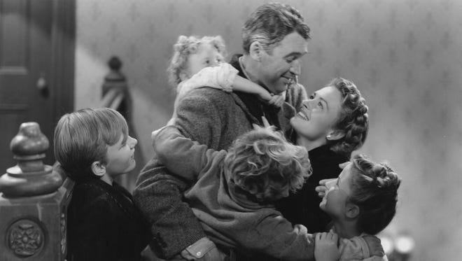 """It's a Wonderful Life"" is playing at The Roxy Regional Theater this year."