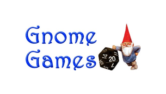 Gnome Games, a family board game store, will open by early October in Darboy.