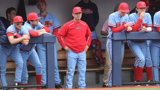 Mike Bianco is proud of Ole Miss for winning its series against Texas A&M, but said his team didn't play great baseball.