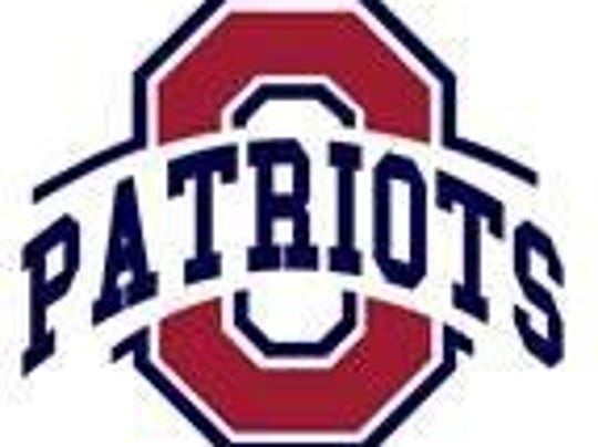 Oakland High_Patriots_logo
