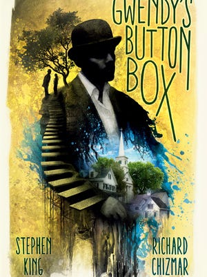 'Gwendy's Button Box' by Stephen King and Richard Chizmar.
