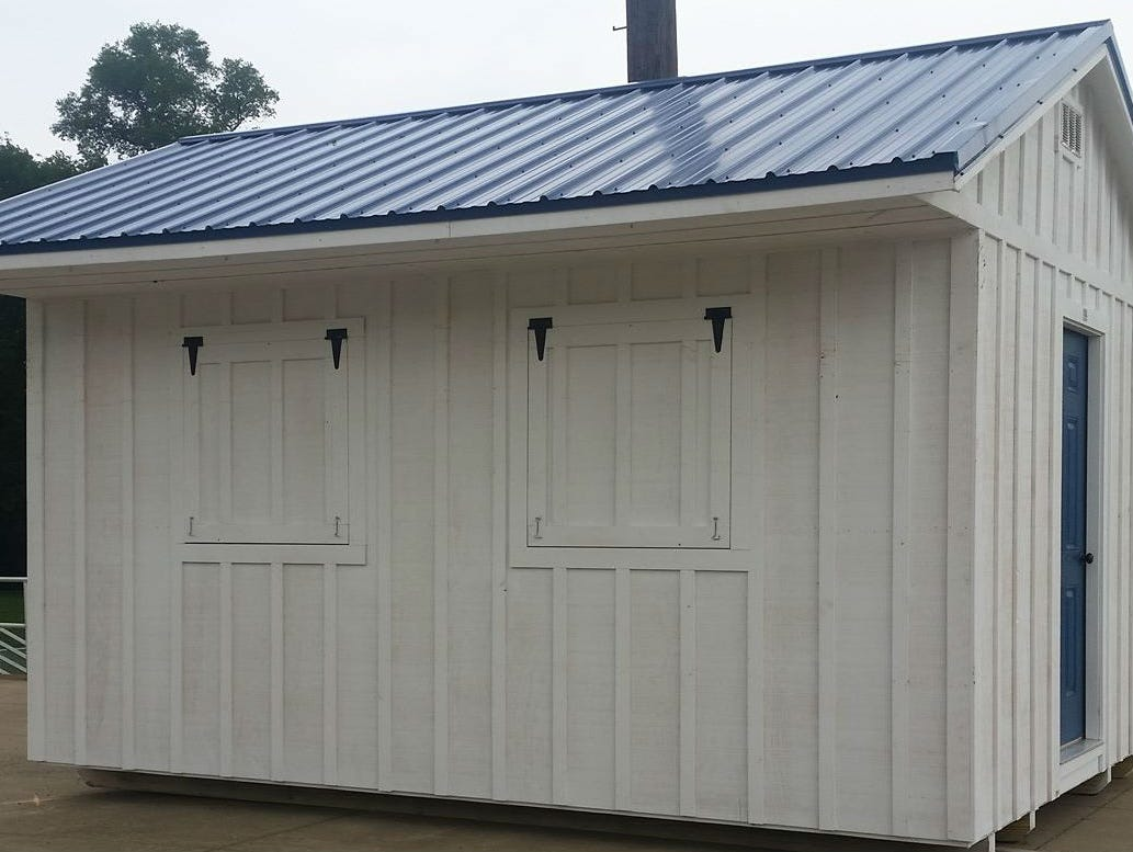 West End Middle's new concession stand.