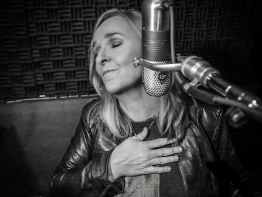 "Melissa Etheridge, performing in concert Sunday in Burlington, says her holiday tradition is ""bringing people together and inspiring."""