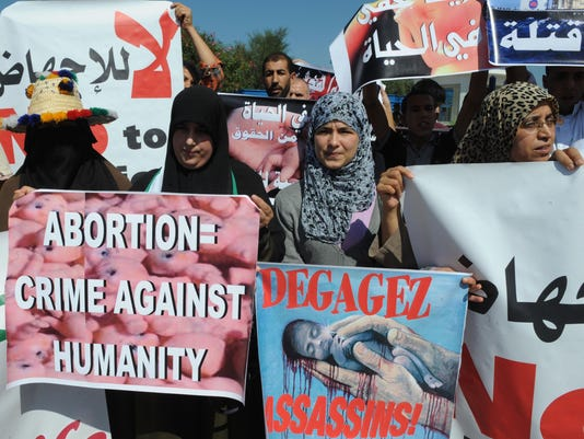 MOROCCO-NETHERLANDS-ABORTION-WOMAN-HEALTH