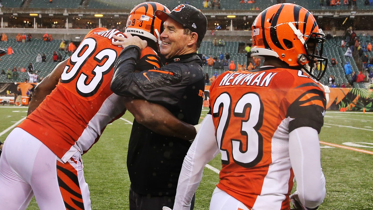 Bengals dc mike zimmer balances current job head coaching for Zimmer 75 00 37