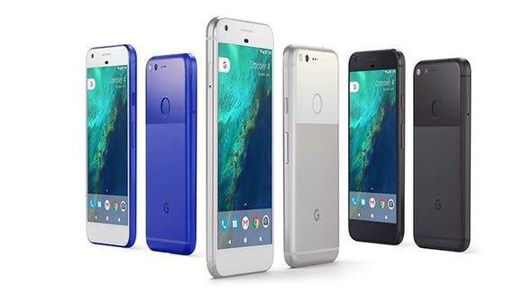 Google Pixel tops Ed Baig's best tech of 2016.