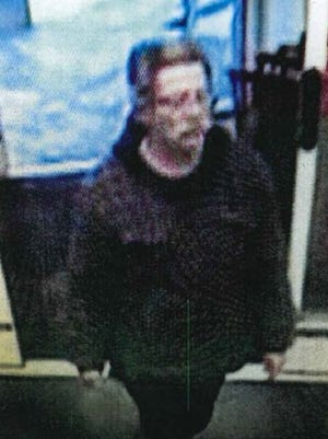 Chesterfield police are looking for a man who took lottery tickets.