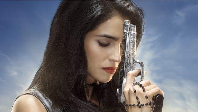 Rosario Tijeras es un parteaguas en la carrera histriónica de Bárbara de Regil, por lo que está feliz de que se realice una segunda temporada de la teleserie.