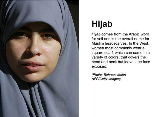Arab teen wearing hijab masturbates her pussy 5