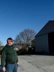 Lynn Struphar talks about his farm along Route 934