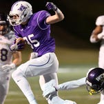 Receiver Andy Schumpert, Furman Paladins football team continue to make transition