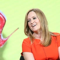 """Samantha Bee of new TBS show """"Full Frontal With Samantha Bee."""""""
