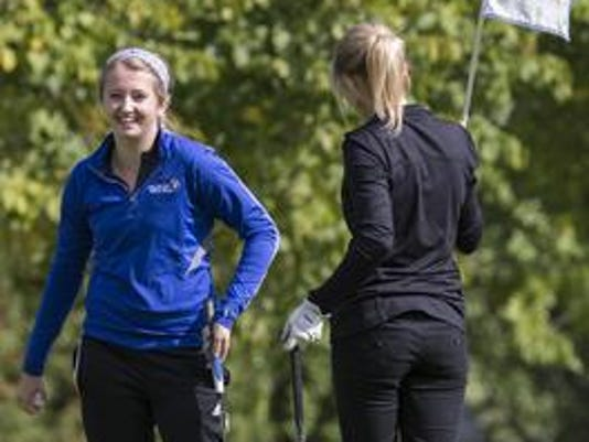 WIAA regional golf