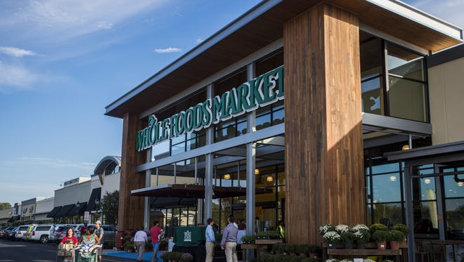 Whole Foods Market in Lafayette will donate 5 percent of sales Wednesday to Runaway Dish, a nonprofit that connects chefs through elaborate dinners that benefit local charities.