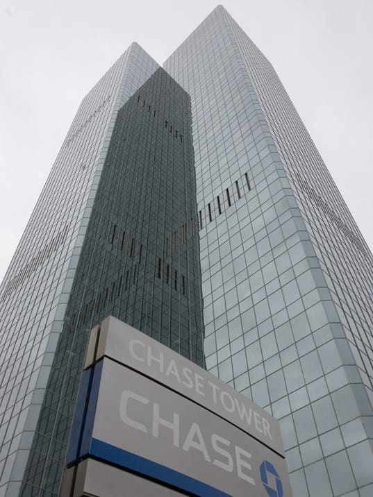 No. 1 - Chase Tower