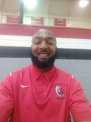 New Harrison athletic director Andre Thomas says the