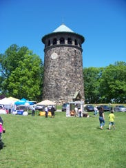 The 100-year-old Rockford Tower