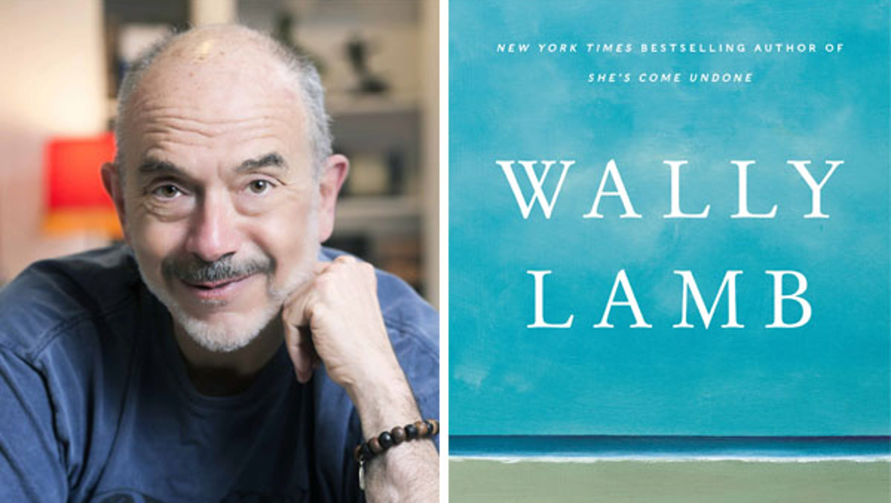 In 39 we are water 39 wally lamb plumbs new depths for We are water