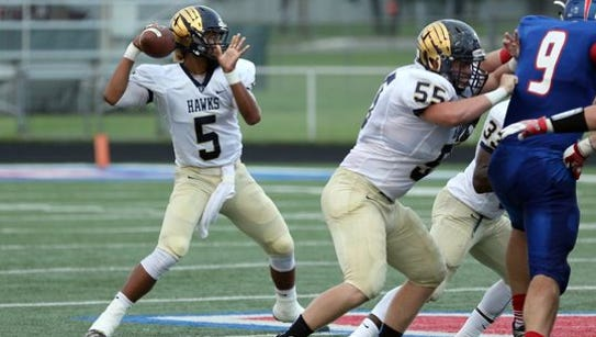 Bryce Jefferson of Decatur Central