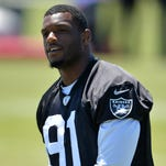 Middletown's Calhoun looks good in Silver and Black