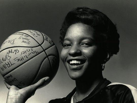 Miss Basketball 1986: Daedra Charles, Detroit DePorres (Tennessee)