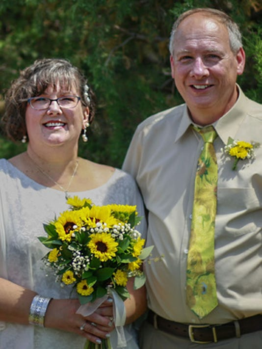 Weddings: Amber Beckner & Earl Koester