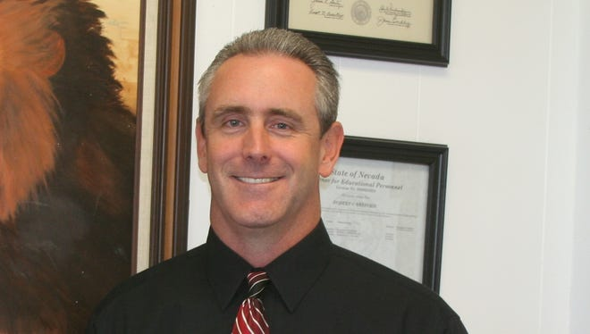 Cory Sanford will take on the position of assistant principal at Dayton High School effective July 1.