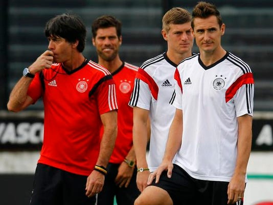 Germany World Cup coach