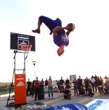 Free style dunk