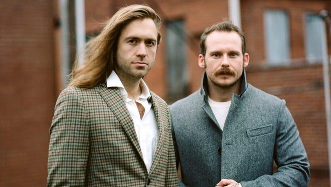 Penny & Sparrow returns to Vinyl Music Hall on Sunday.