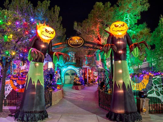 Las Vegas' Halloween attractions for every traveler