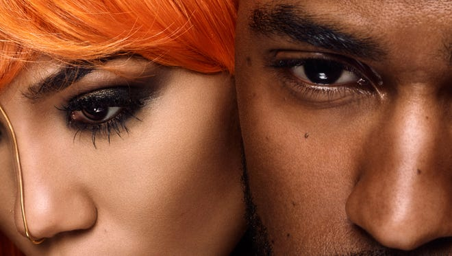 The cover of Twenty88's self-titled joint album, a collaboration between Jhené Aiko and Big Sean.