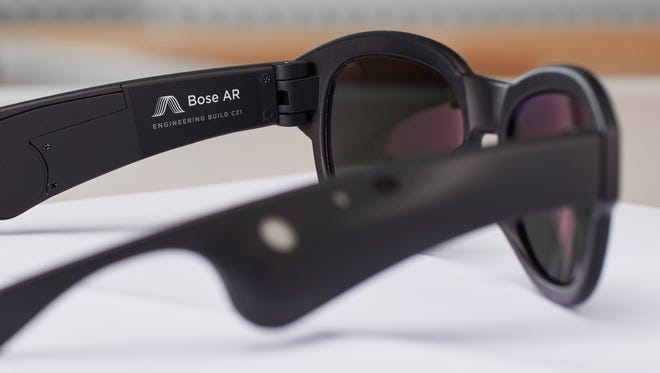 The Bose AR glasses are still a prototype.