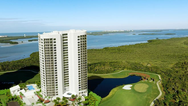 The Ronto Groupis now converting reservations to binding sales contracts at Omega in Bonita Bay..