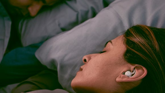 Bose says you can sleep on your side wearing Bose Sleepbuds.